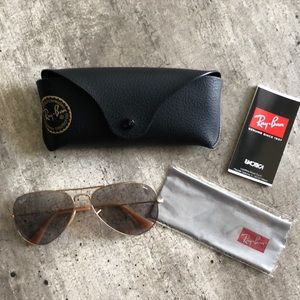 New Ray-Ban evolve aviators